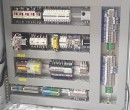 Electrical box with power supply, control, PLC controller and build-in PC