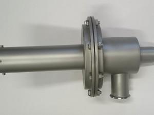 blanketing valve